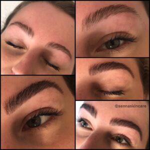 Henna Brow Behandeling